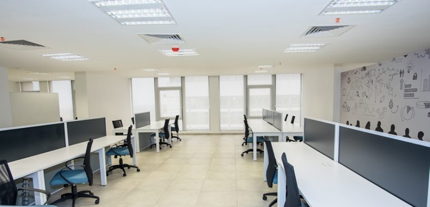 UPSCALE OFFICES AT OCTAGON FOR LET