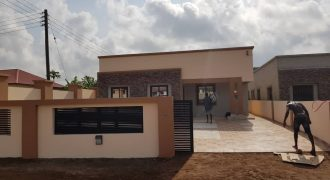 THREE BEDROOM HOUSE FOR SALE AT AGBOGBA