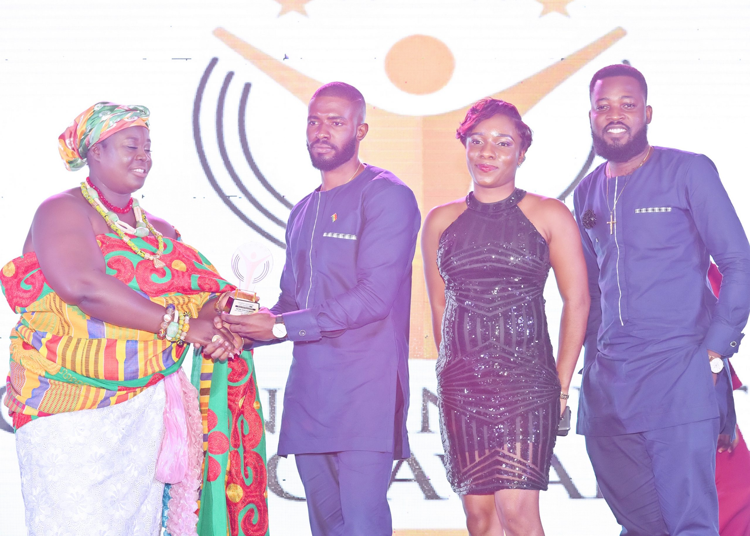 Renperty Company Limited Wins Big at the Ghana Industry CEO Awards 2019.