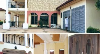 FIVE BEDROOM HOUSE FOR RENT IN EAST LEGON