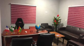 Fully Furnished Office Space TO Let At Spintex