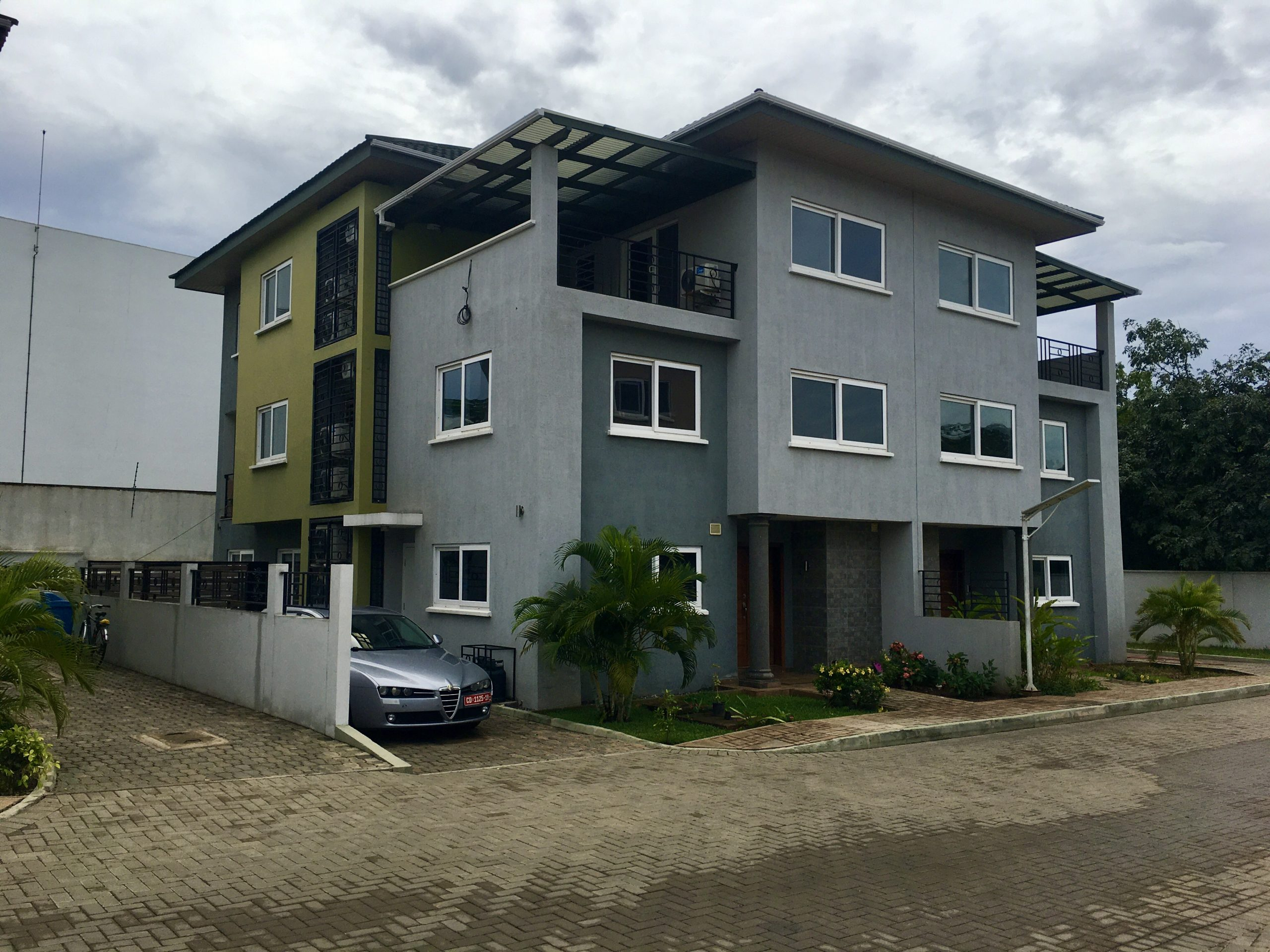 4 Bedroom Townhouses For Rent In Cantonments