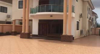 5 Bedroom House For Sale in East Legon, Accra.