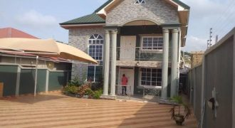4 BEDROOM HOUSE + BOYS QUARTERS FOR SALE AT KWABENYA HILLS