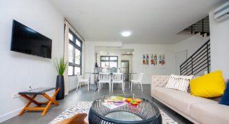 4 BEDROOM TOWNHOUSE FOR RENT IN AYI MENSAH OYARIFA