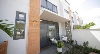 4 BEDROOM TOWNHOUSE FOR SALE IN AYI MENSAH OYARIFA