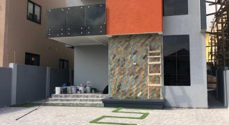 FOUR BEDROOM HOUSE FOR SALE IN AGBOGBA