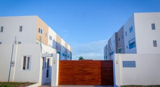 4 BEDROOM TOWNHOUSE FOR RENT IN EAST LEGON ADDY VILLAS