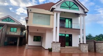 6 BEDROOMS HOUSE FOR RENT IN DZORWULU, ACCRA