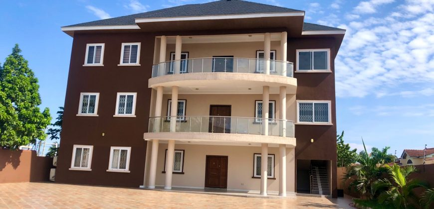 EAST LEGON 3 BEDROOM APARTMENT FOR RENT