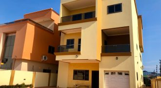 5 BEDROOM VILLA FOR SALE IN EAST LEGON