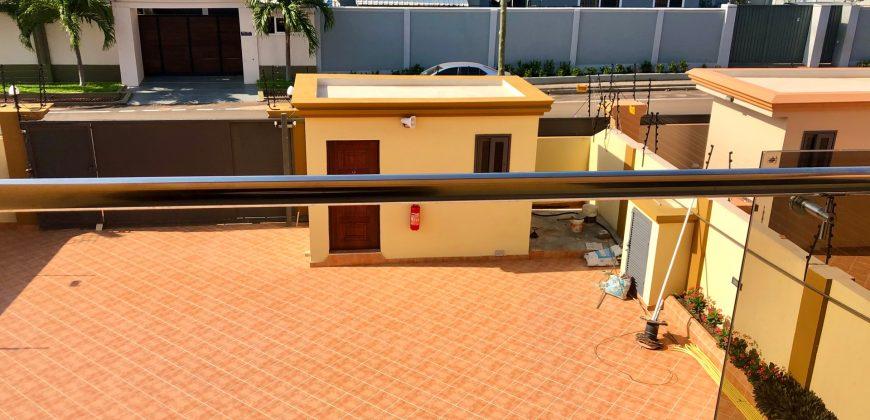 5 BEDROOM VILLA FOR SALE IN EAST LEGON