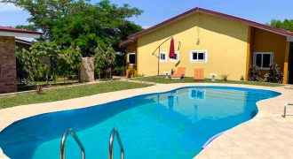 FURNISHED 6 BEDROOM HOUSE FOR SALE IN NEW ACHIMOTA