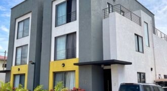 3 BEDROOM TOWNHOUSE RENTING IN CANTONMENTS, ACCRA