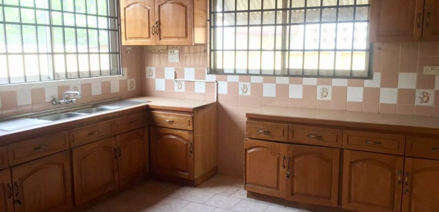5 BEDROOMS HOUSE FOR RENT IN AIRPORT WEST, ACCRA
