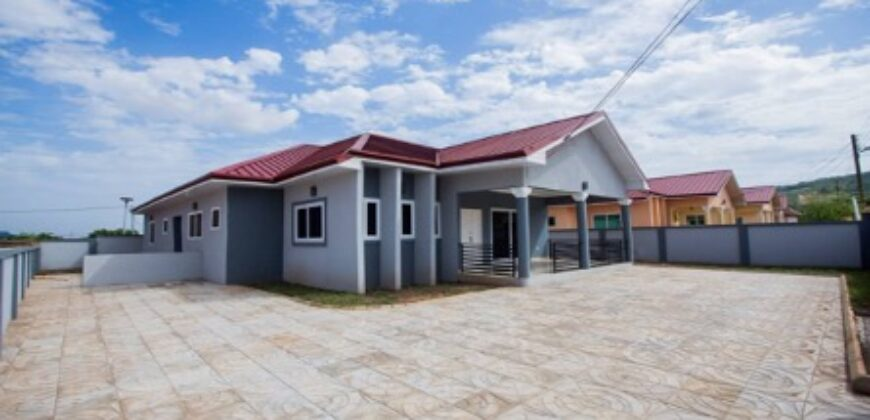 2 & 3 BEDROOM HOUSES FOR SALE IN OYARIFA