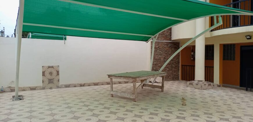 4 BEDROOM SEMI-DETACHED HOUSE FOR SALE IN ADENTA, ACCRA