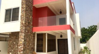 4 BEDROOM HOUSE FOR SALE IN ASHONGMAN, ACCRA