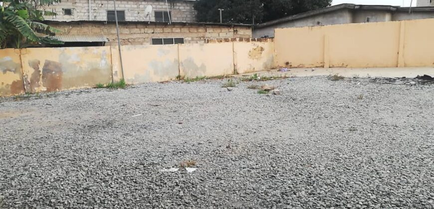 2 PLOTS OF TITLED LAND FOR SALE ON THE N1 HIGHWAY, ACCRA