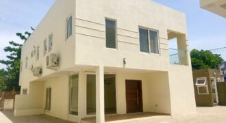 4 BEDROOM TOWNHOUSE FOR SALE IN CANTONMENTS, ACCRA