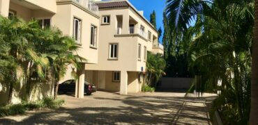 3 BEDROOM TOWNHOUSE RENTING IN AIRPORT RESIDENTIAL AREA