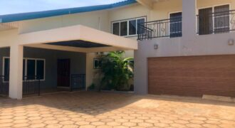 4 BEDROOM HOUSE TO LET IN CANTONMENTS, ACCRA