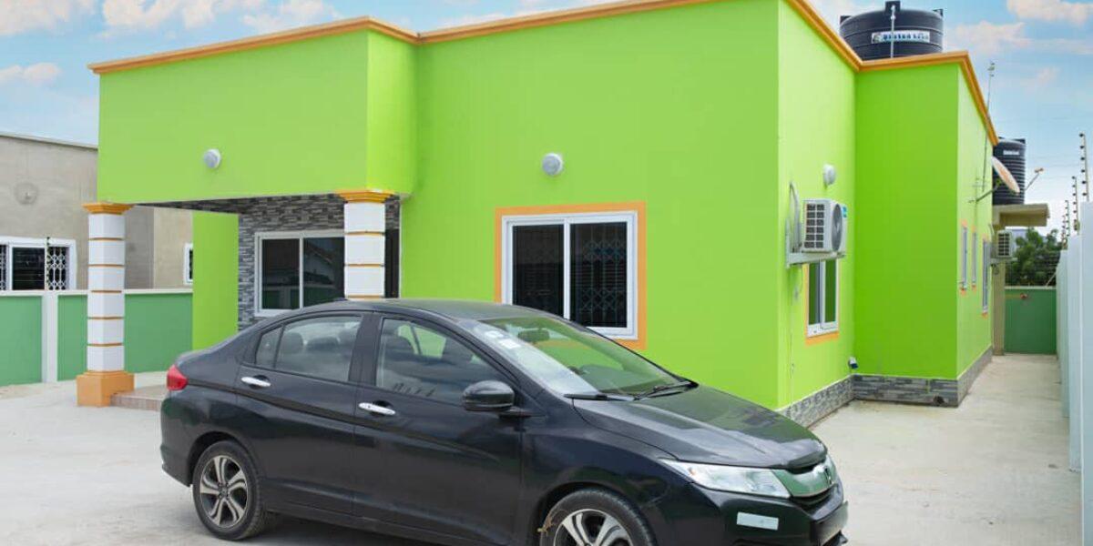 HOUSES FOR SALE IN KASOA