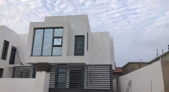 NEWLY BUILT 4 BEDROOM HOUSE FOR SALE IN EAST LEGON HILLS