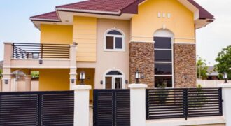 4 BEDROOM HOUSE FOR SALE IN MICHEL CAMP, ACCRA
