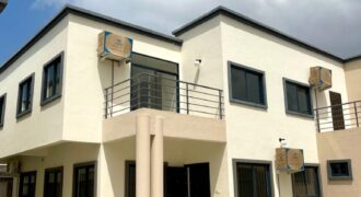 3 BEDROOM TOWNHOUSE WITH BOYS QUARTERS FOR RENT IN CANTONMENTS