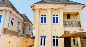 4 BEDROOM HOUSE WITH BOYS QUARTERS FOR SALE IN SPINTEX, ACCRA