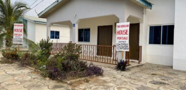 Two bedroom semi detached house at Blue Gate estate